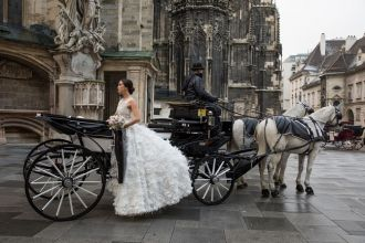 The Love of Vienna - Dress Cinderella (c) Vienna Tourist Board - Dorota Janina Photography